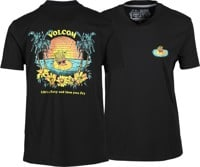 Volcom Women's Lock It Up T-Shirt - black