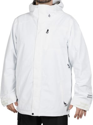 Volcom L Gore-Tex Jacket - white - view large