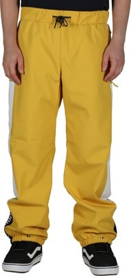 686 Waterproof Track Softshell Pants - sub yellow - view large