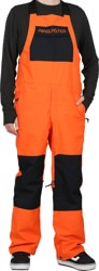 Airblaster Freedom Bib Pants - fire