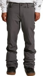 Volcom Klocker Tight Pants - dark grey