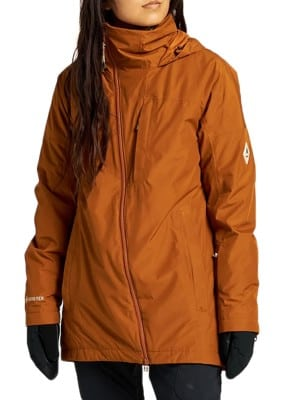 Burton Gore-Tex Balsam Insulated Jacket - true penny - view large