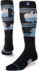 Stance Performance Merino Wool All Gender Snowboard Socks - cadiz
