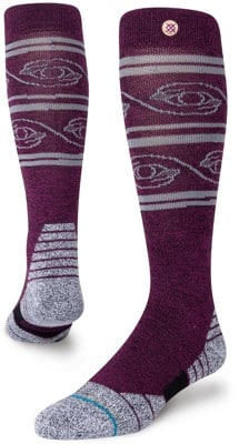Stance Performance Merino Wool All Gender Snowboard Socks - holding - view large