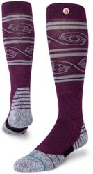 Stance Performance Merino Wool All Gender Snowboard Socks - holding