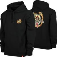 Spitfire Touch Of Satan Hoodie - black