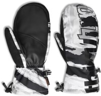 Thirtytwo Corp Mitts - white/camo