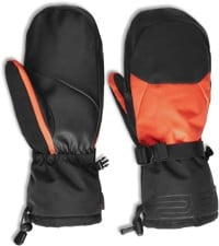 Thirtytwo TM Mitts - black/orange