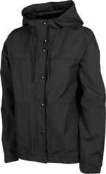 Volcom Women's Enemy Stone Jacket - black
