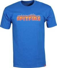 Spitfire Flash Fire T-Shirt - royal