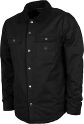 Roark Hebrides Sherpa Lined Jacket - black