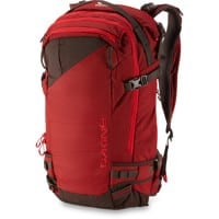 DAKINE Poacher RAS 26L Backpack - deep red