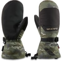 DAKINE Scout Mitts - olive ashcroft camo/black