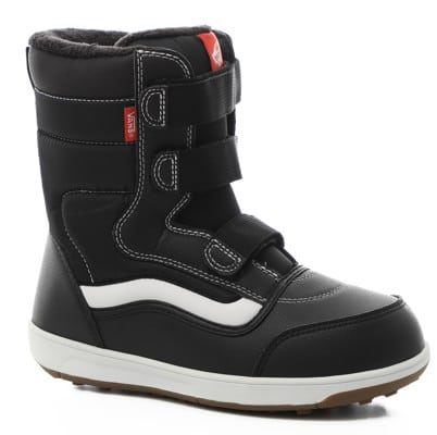 Vans Kids Snow-Cruiser V MTE Snow Boot - black/white - view large