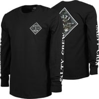Salty Crew Tippet Decoy L/S T-Shirt - black