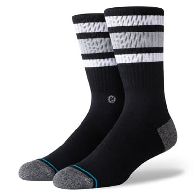 Stance Boyd Infiknit Sock - black/grey/white - view large