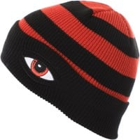 Toy Machine Sect Eye Dock Beanie - black stripe