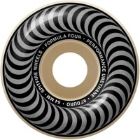 Spitfire Formula Four Classic Skateboard Wheels - natural/silver (97d)