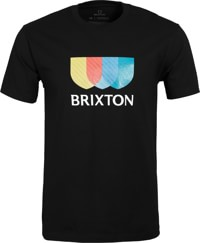 Brixton Alton II T-Shirt - black