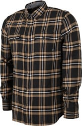 Vans Westminster Flannel Shirt - black/dirt