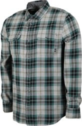 Vans Sycamore Flannel Shirt - grey heather/jasper