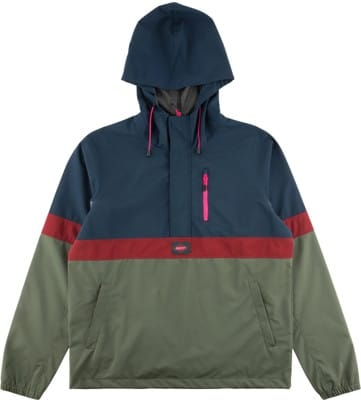 Neff Weekend Anorak Softshell Jacket - beetle - view large