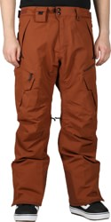 686 Smarty 3-In-1 Cargo Pants - clay