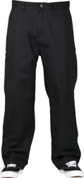 Obey Hardwork Carpenter II Pants - black