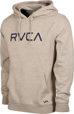 RVCA Big RVCA Hoodie - khaki heather - view large