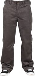 Theories Stamp Work Pants - pewter cord