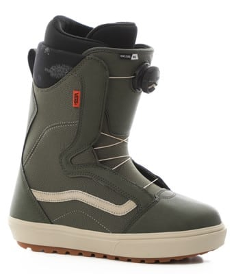 Vans Encore OG Women's Snowboard Boots 2021 - grape leaf/oatmeal - view large