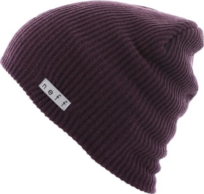 Neff Daily Beanie - deep purple - view large