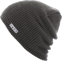Neff Daily Heather Beanie - charcoal heather