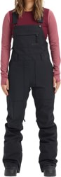 Burton Avalon Bib Pants - true black