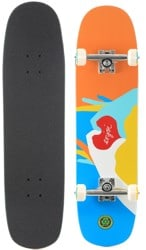 Enjoi Heart 8.375 Premium Complete Cruiser Skateboard - multi