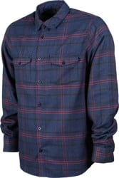 Nike SB SB Flannel - midnight navy
