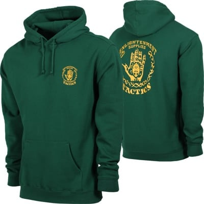 Tactics Enlightenment Supplies Hoodie - dark green - view large