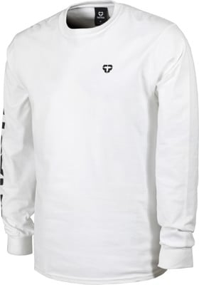 Tactics Icon V2 L/S T-Shirt - white - view large