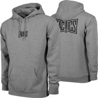 Tactics Pineline Hoodie - heather grey