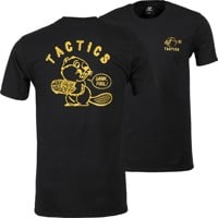 Tactics Fool T-Shirt - black