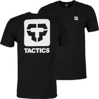 Tactics Icon V2 T-Shirt - black