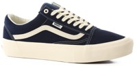 Vans Old Skool Pro Skate Shoes - (wrapped) navy/marshmallow