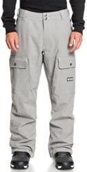 DC Shoes Code Pants - frost gray