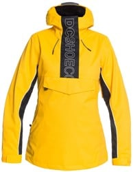 DC Shoes Envy Anorak Insulated Jacket - lemon chrome