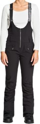 Roxy Summit Bib Pants - true black