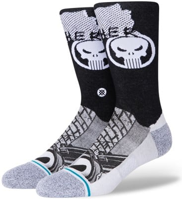Stance Marvel Punisher Infiknit Sock - view large