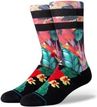 Stance Pau Staple Sock - black