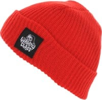Lurking Class LC Reaper Folding Beanie - red