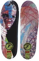 Footprint Gamechangers Custom Orthotics 6mm Insoles - paul hart early worm