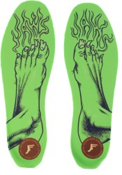 Footprint Kingfoam Elite Hi Moldable Insoles - jaws feet